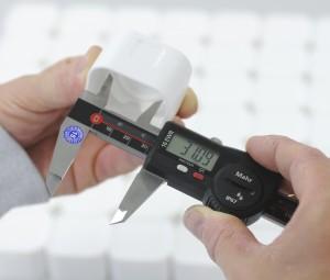 Messung mit Schieblehre